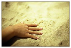 Her tanned hand laying by torquema70
