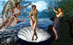 The Birth of Venus by olamever