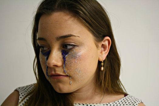 Glitter And Making Pain Prettier by AimeeAndHerCamera