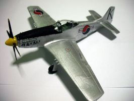 ROKAF P51-D Model by sudro