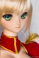 Dollfie Dream Saber Extra by ultima-i