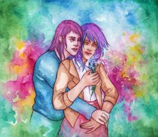 Love is in the Air by DaryaSpace