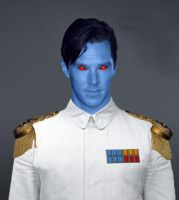 Grand Admiral Cumberbatch by DisturbedShifty
