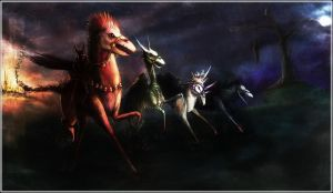 Four Horsemen by kovah