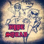 HYPESQUAD ALBUM COVER by girlwithapencil