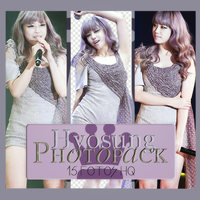 Photopack Hyosung- Secret 002 by DiamondPhotopacks
