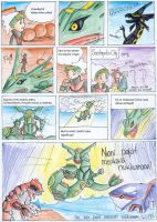 Pokemon Emerald Nuzlocke 59 by CandySkitty
