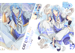 [CLOSED TY!]CLF 19-1001 Silver Night by Skf-Adopt