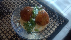 Carne Machaca Mexican Rice Balls by FutureChefHaku