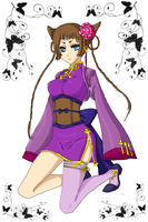 Lan Mao -Colored- by Vocaloid10