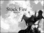 Stock Fire Brushes by siresure