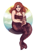 selkie by Nytytyty