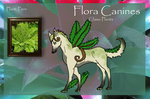 Flora Canine: Fern 002 by Hippie30199