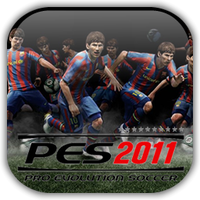 PES 2011 Game Icon by Wolfangraul