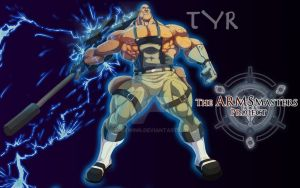 Tyr Wallpaper Preview by mikewinn