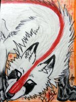 ACEO - Peace by Arcanine13