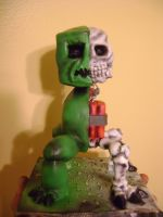 Creeper sculpt SSSSsssSSSsss by b1938dc