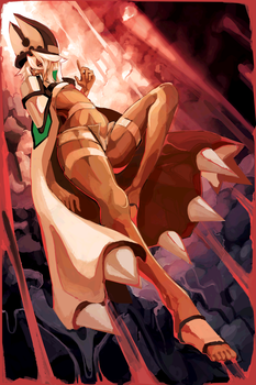 Guilty Gear - Ramlethal Valentine by lightning-seal