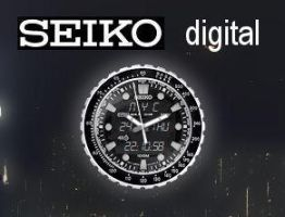 Seiko digital by rodfdez