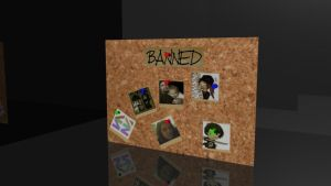 BannedBoard by NathanRussell
