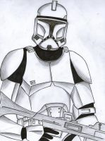 Clone trooper phase I by Funtimes
