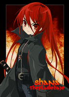 Flamehaze Shana by wasgoed