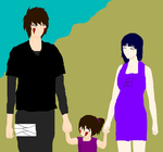 Inuzuka family by NaruTwilight