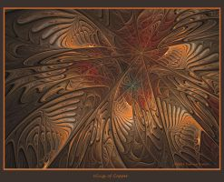 Wings Of Copper by PatriciaRodelaArtist