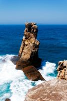 Peniche - Cabo Carvoeiro by Valadj