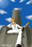 Ichigo: The King of Soul by just1ce1