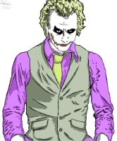The joker by extrEMO1