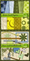 Green Land Kit by noema-13