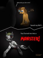 What am I by The-Laughing-Horror