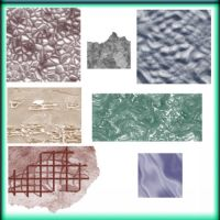 Seven Random Texture Brushes by Urceola