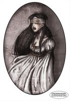 The Blind Ghost by LaTaupinette