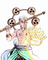 Enel by CHAOS-CHAOS-CHAOS