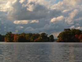Webster Lake by Box-of-fluffy-ducks