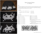 Pattern: Space Invaders Beanie by yashachan