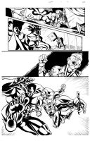 SDCC 2012 Sample Page 4 by thecreatorhd