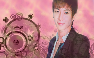 Leeteuk Wallpaper 1 by Sealegs2414