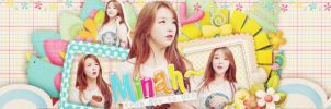 [Gift} Minah for din by ByyLii