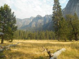 Yosemite National Park Stock 01 by HannahTaylor693