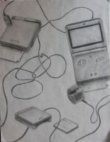 Gameboy Study by liesorter