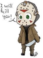 Chibi Jason by ClearGuitar