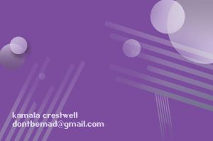 business card back by dontbemad