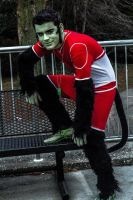 Beast Boy - Kotoricon '13 [10] by casuallynoted