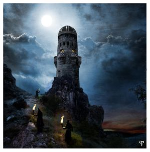 Wizards' Tower by Harmal