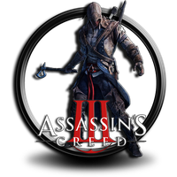 assassin's creed 3 png icon 3 by SidySeven