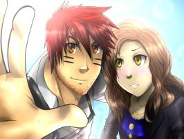 A Paradise with You by masayo11