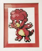 Magby perler bead #6 by isaletheia